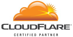 CloudFlare Certified Hosting Partner