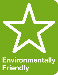 green star - environmentally friendly